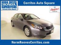 2009 HONDA Accord Sdn Sedan 4dr I4 Auto LX Our Location