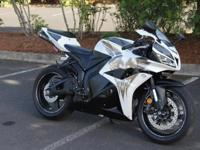 RARE, Hard To Find2009 Honda CBR 600RR Phoenix