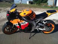 2009 Honda CBR 1000RR Repsol Edition,, which is only