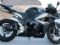 2009 Honda CBR600RR. Fresh condition- Never dropped-
