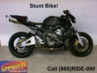 2009 Honda CBR600RR Sport Bike - For sale with only