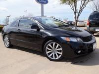 This fine-looking 2009 Honda Civic is a fantastic