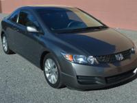 Options:  2009 Honda Civic Ex|Grey|Air Filter Air