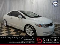 2009 Honda Civic EX with ** 2K IN CUSTOM ENKEI WHEELS