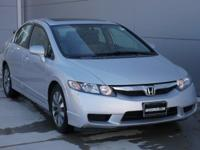 Options:  2009 Honda Civic Sdn Ex|Silver/|V4 1.8L