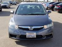 Options:  2009 Honda Civic Ex-L|Gray|Navigation