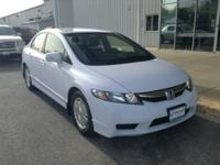 2009 Honda Civic Hybrid 4dr Car MX Our Location is: