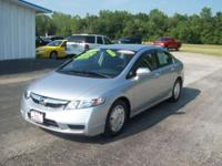 Options Included: FWD, Automatic Cvt, Air Conditioning,