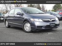 2009 Honda Civic Hybrid Our Location is: AutoNation