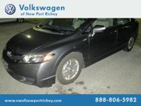 2009 HONDA Civic Hybrid Sedan 4dr Sdn Our Location is: