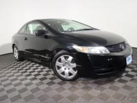 2D Coupe, Compact 5-Speed Automatic, Cruise Control,