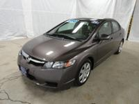 Options Included: Front Wheel Drive, Power Steering,