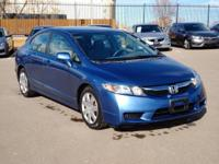 YOU DON'T WANT TO PASS UP THIS CIVIC!! GAS SAVING 36MPG