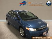 Experience driving perfection in the 2009 Honda Civic!