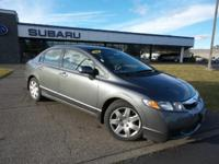 Very Nice, CARFAX 1-Owner, ONLY 53,993 Miles! EPA 36