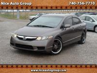 Options:  2009 Honda Civic Lx|Check Out This Clean