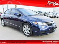 RELIABLE, Clean Vehicle History Report, Civic LX,