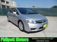 Options Included: N/A2009 Honda Civic Sedan, silver