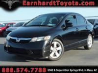 We are happy to offer you this 2009 Honda Civic LX-S