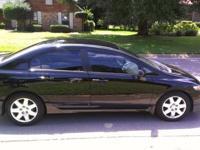 Beautiful 2009 Honda Civic 1.8L LX Sedan, Automatic,