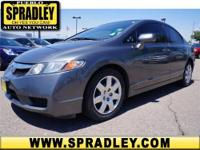 2009 Honda Civic Sdn 4dr Car LX Our Location is: