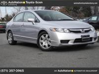 2009 Honda Civic Sdn Our Location is: AutoNation Toyota