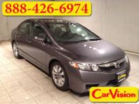 EX..AUTO..ONLY 26K MILES!..MOONROOF..2009 Honda Civic