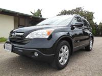 One Owner Honda CR-V EX-L Auto, 4 Cyl with 2.4 Liter