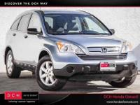 1 OWNER with MOON ROOF! This CR-V EX with an Automatic