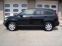 Options Included: CARFAX GUARANTEED!! 2009 HONDA CRV