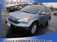 2009 Honda CR-V EX-L For Sale.Features:MP3