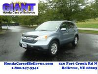 This 2009 Honda CR-V EX-L 4WD is proudly offered by