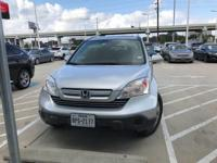 We are excited to offer this 2009 Honda CR-V. When you