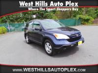 CR-V LX 4D SUV 4WD  Options:  Abs Brakes (4-Wheel)|Air