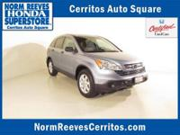 2009 HONDA CR-V SUV 2WD 5dr EX Our Location is: Norm