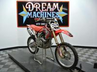 (972) 441-7080 ext.8601 YOU ARE LOOKING AT A 2009 CRF