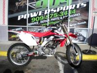 2009 Honda CRF 250R Shell serviced New front vendor
