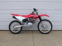 2009 Honda CRF230F has very low hours, clean and was