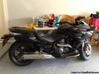 2009 Honda DN-01 Limited Edition Motorcycle 1 Year
