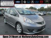 """A VERY AFFORDABLE, CLEAN HONDA FIT!! HERE IS A"