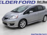 New Price! CARFAX One-Owner. 2009 Honda Fit 4D