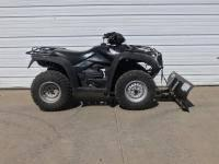 2009 Honda Foreman M (trx500fm) is equipped with cycle
