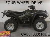 2009 Honda Foreman 500 4X4 ATV for sale - Very clean,