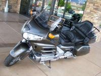 Motorcycles Touring 1493 PSN . Both the GL1800AL and