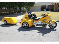2009 Honda Gold Wing 1800, 2009 Honda Goldwing with