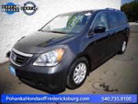 2009 Honda Odyssey EX-L ***** Nighthawk Black Pearl,
