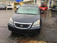 Check out this gently-used 2009 Honda Odyssey we