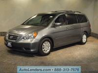 This CERTIFIED preowned 2009 HONDA ODYSSEY comes