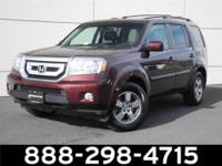2009 Honda Pilot Our Location is: AutoNation Honda
