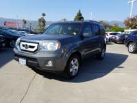 Options:  2009 Honda Pilot Ex|Gray|What You Can Expect